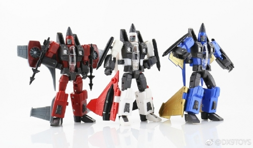 Transformer Toy DX9 Toys War In Pocket X30 X32 X31 Conehead Set of 3