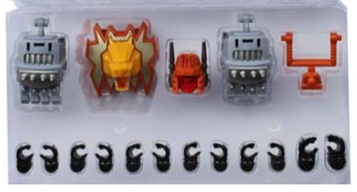 Upgrade kit for Transformer Toy Jinbao Version MMC Feral Rex Predaking Oversized