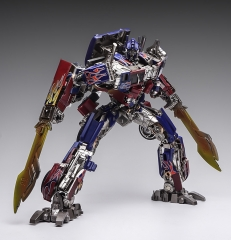 Transformer Toy Weijiang WJ SS05 SS-05 Optimus Prime Oversized OS MPSS Commander