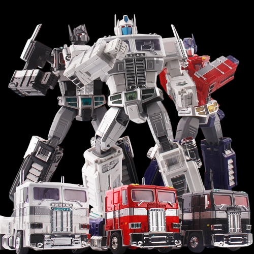Transformer Toy Weijiang MPP10W MPP10-W White Optimus Prime Commander Oversized OS Limited Edition