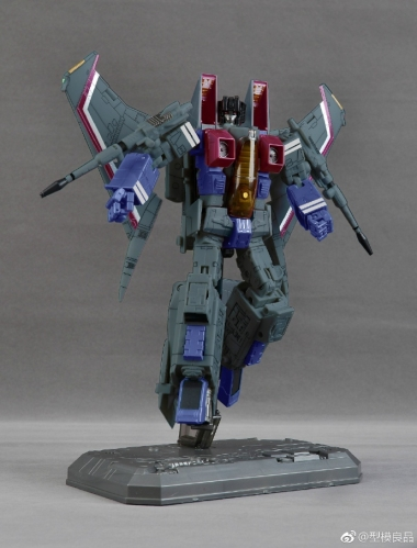 Transformer Toys YES MODEL YM08 YM-08 Starscream Green Seeker Conehead Masterpiece MP