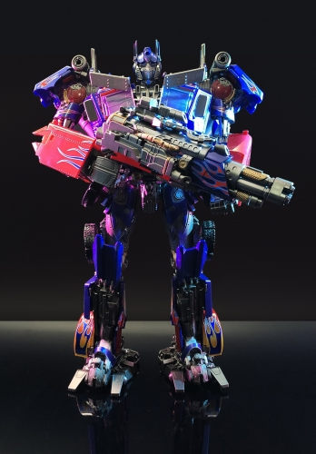 Transformer Toy Black Mamba BMB LS-03F LS03F Commander Leader Optimus Prime OP Oversized MPM-04 Improved Version
