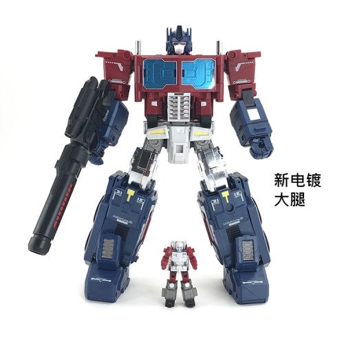 Transformer Toy FansHobby FH MB-06C MB06C Power Baser Optimus Prime OP Reissue
