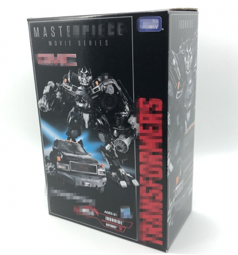 None Brand Transformer Takara Tomy Masterpiece MPM-06 MPM06 Ironhide Movie Series