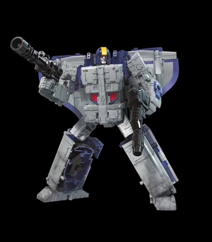 "23cm/9.06"" Transformers Toys Generations War for Cybertron Siege Leader Class Chigurh Triple Changer"
