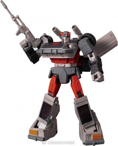 Transformer Masterpiece MP-18+ MP18+ Bluestreak Toon Anime Version with Bonus