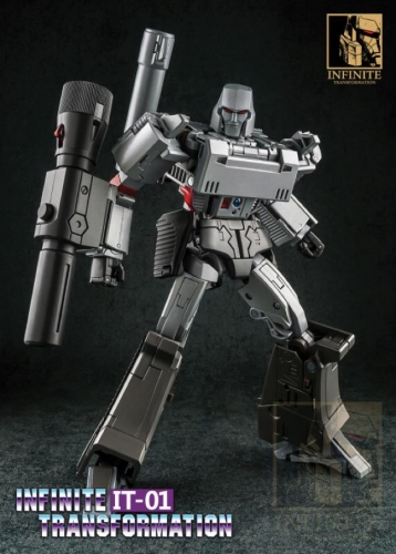 Infinite Transformation IT IT01 IT-01 Emperor of Destruction MP-36 MP36 Megatron Re-issue