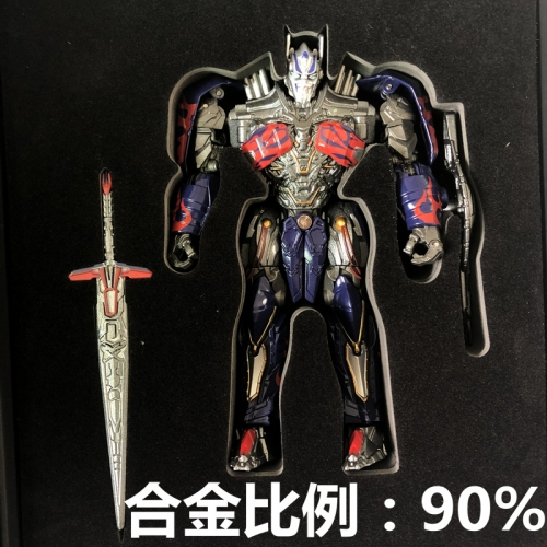 90% Die-Cast 212G!WeiJiang Wei Jiang WJ W-8611 Optimus Prime for M-06 Legendary Warrior Grimlock Oversized