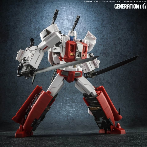 Generation Toy GT Guardian-GT-08B GT08B GT8B GT-8B Copter Defensor Blades