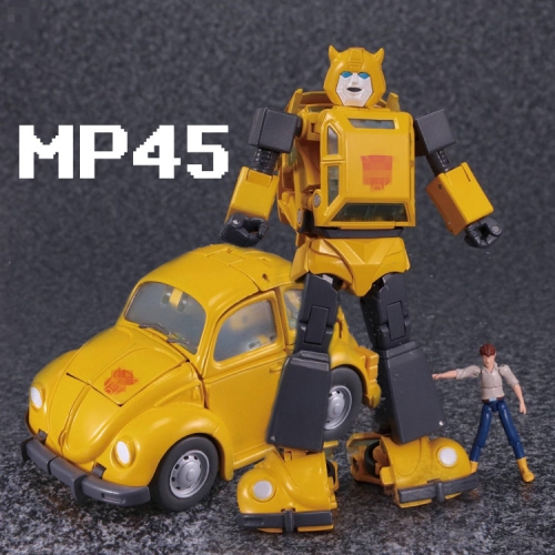 Loose without box-Masterpiece MP-45 MP45 Bumblebee G1 Version 2.0