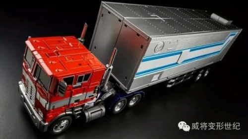 Special Price!Weijiang TRAILER for MPP10 oversized MP-10 MP10 Optimus Prime