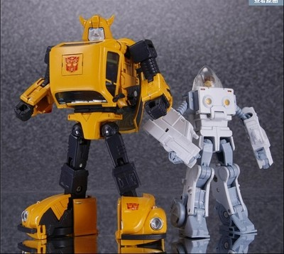 None Brand Masterpiece MP-21 MP21 Bumblebee