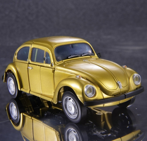 Loose Masterpiece MP-21G MP21G Bumblebee Golden G2 Version