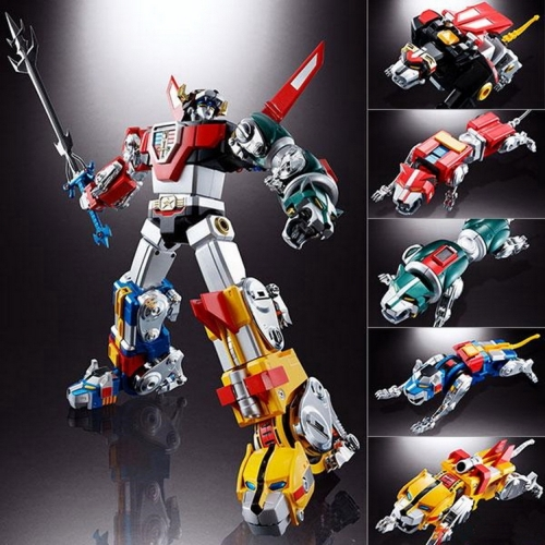 Sample for US buyer only! Complete set of Fantasy Jewel Voltron Defender of the Universe